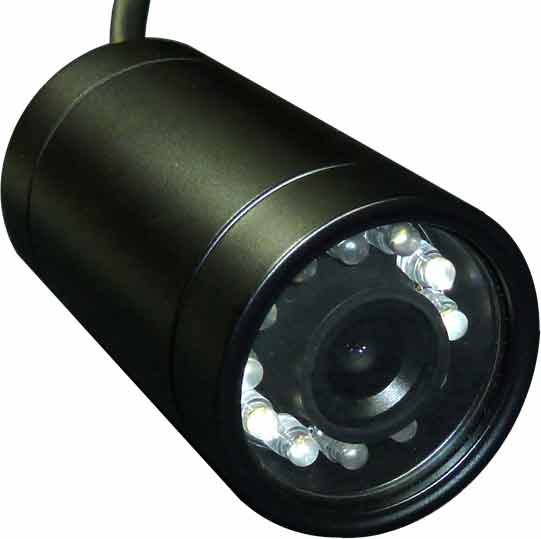 Video Inspection Camera Submersible Self Illuminating