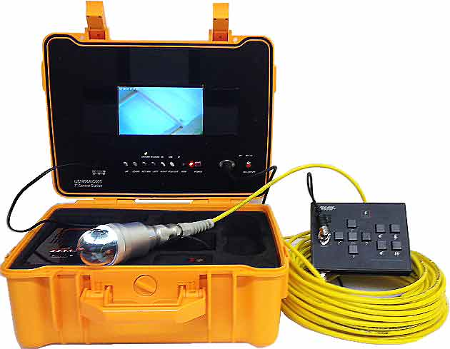 Pan Tilt Chimney Video Camera Inspection System Manual