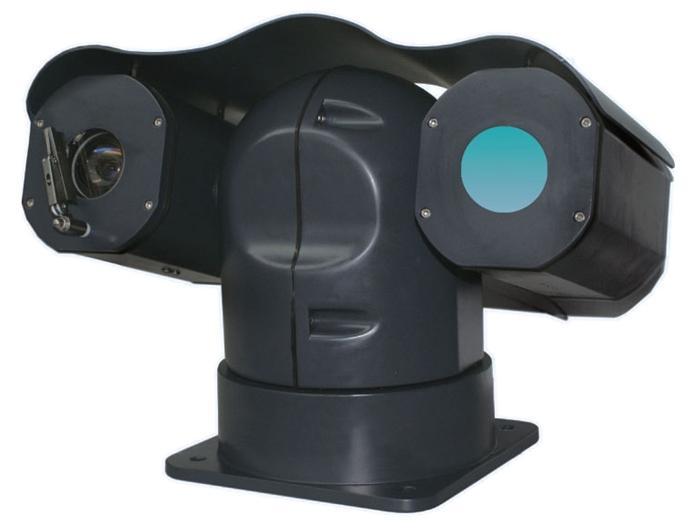 Outdoor Rapid Speed Pan Tilt Zoom Camera Systems