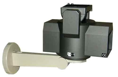 Motorized Pan Tilt Heads Mp 360 360 Degree Continuous