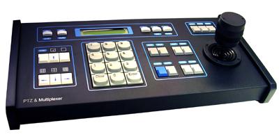 Motorized Pan Tilt Heads Ultra Slow Joystick Controller Manual
