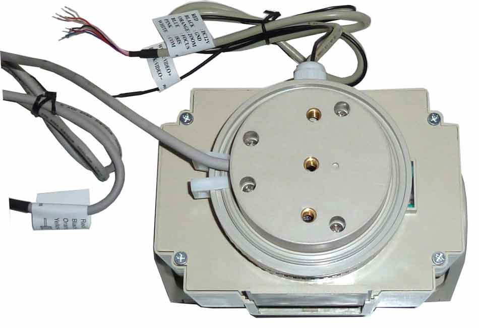 Motorized Pan Tilt Heads Manual For The Pt 600c Motorized